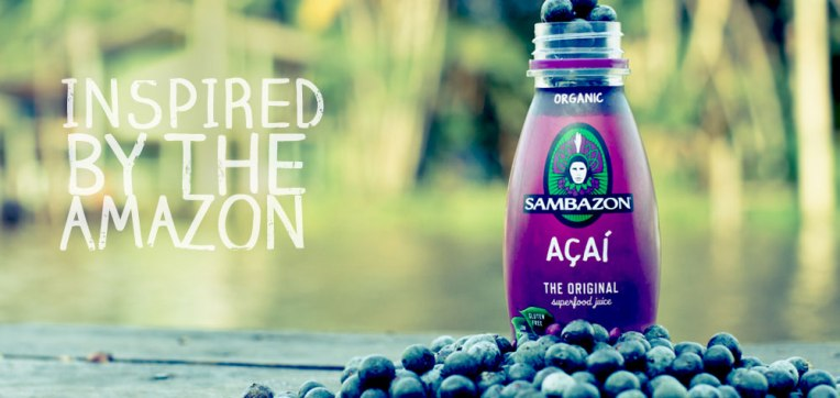 Sambazon juices